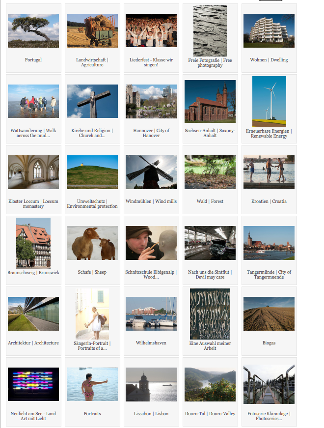photoshelter-galleries