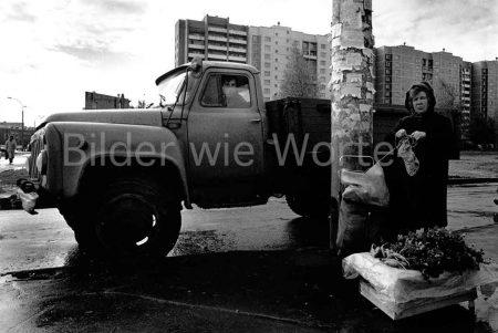 Alltag in Moskau nach dem Zerfall der Sowjetunion