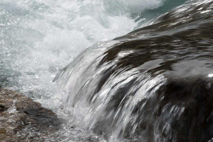 Überbordende Energie nach zwei Stunden Wasserfotografie